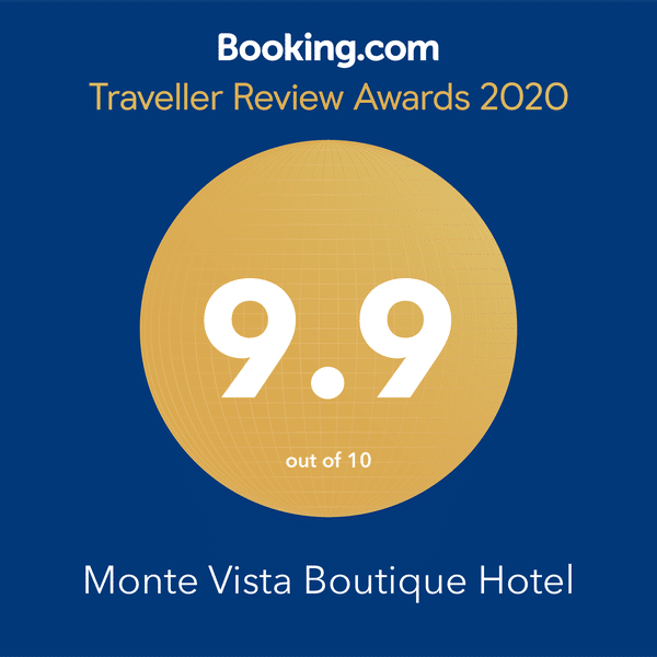 Monte Vista Award - Booking.com