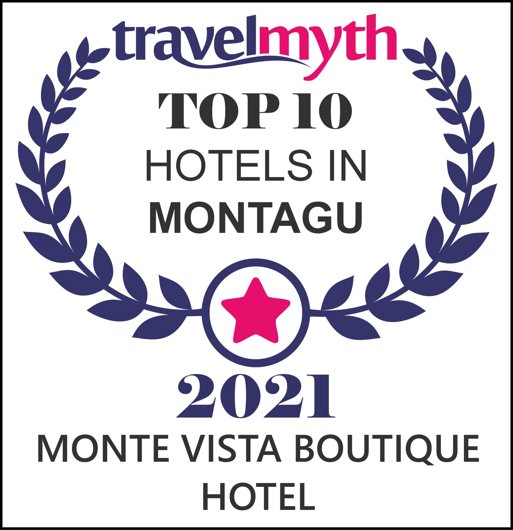 Monte Vista Award - Top 20